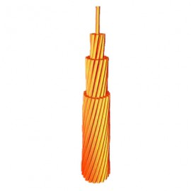 Bare copper overhead conductors NFC-34-110-3