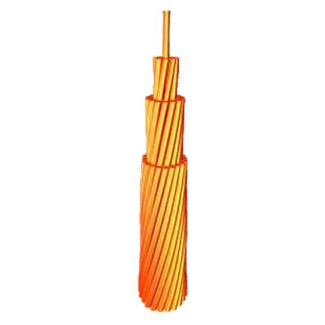 Bare copper overhead conductors NFC-34-110-3